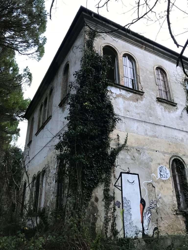 Padiglione Charcot
