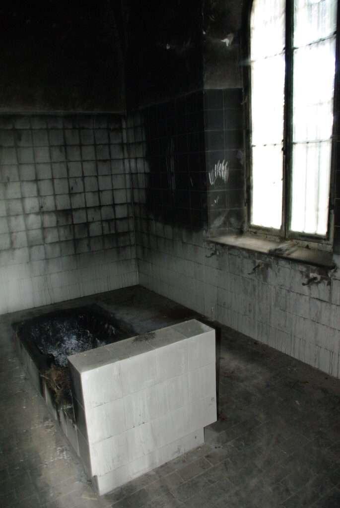 Charcot, vasca da bagno